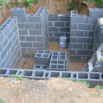 Step by step description and pictures to build your own Root Cellar