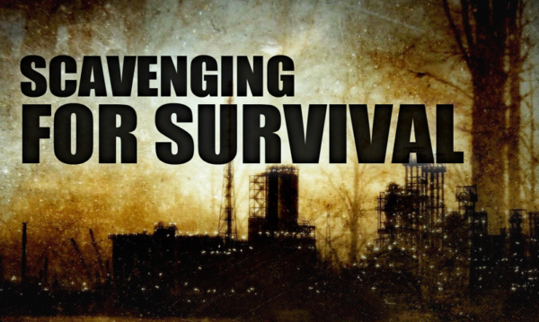 Scavenging-for-Survival-after-SHTF