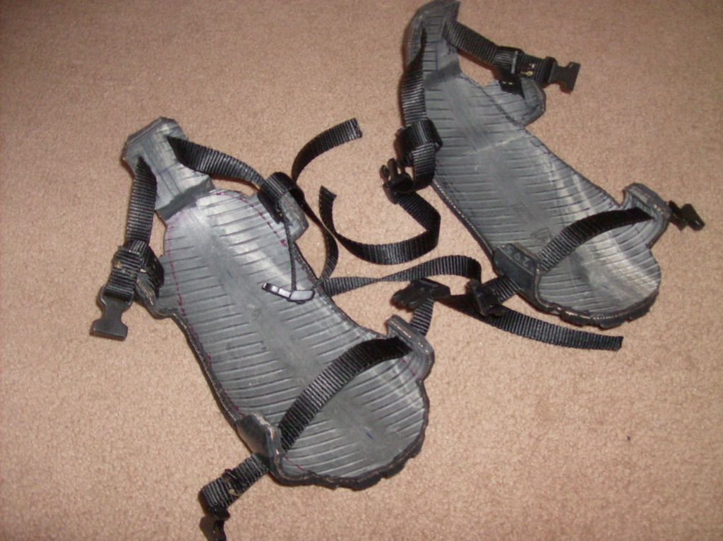 Diy Tire Sandals Using Only A Knife 101 Ways To Survive