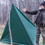 Survival Tarp Shelter – Omega Tactical and Survival – Survival Skills