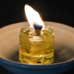 Make Candles From Used Cooking Oil