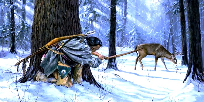 indian-hunting