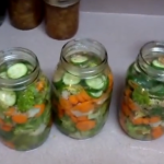 Canning Fresh Vegies