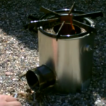 Homemade TIN CAN Rocket Stove – DIY Rocket Stove – Awesome Stove! – EASY instruction