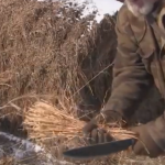 Making a Traditional Besom or Appalachian Broom