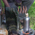 Simple Bushcraft Distillation Method for Drinkable Water