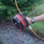 Homemade Bowfishing Reel – Shoot Through Style