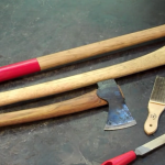 How To Sharpen An Axe The Right Way
