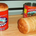 Baking Bread in a Coffee Can