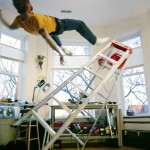 Back to Basics:  Ladder Safety