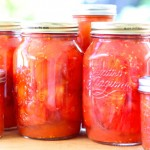 The Basic Process of Canning Tomatoes for Long-Term Storage