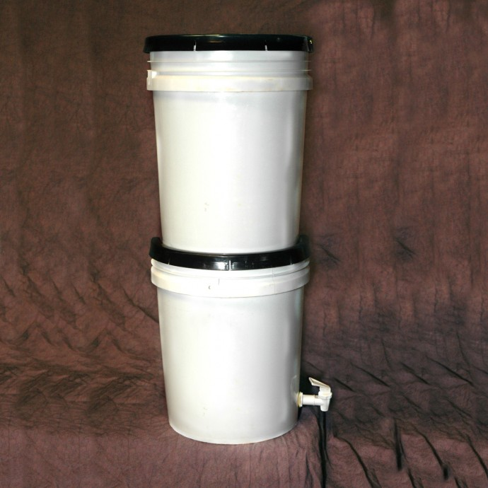Just-Water-Bucket-System