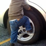 How to Safely Change a Tire