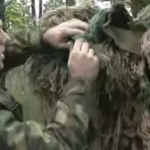The art of camouflage how to make ghillie/yeti/bushrag suits