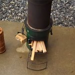 How To Make A Wood Stove Hot Water System