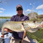 Fishing for Northern Pike in the Spring
