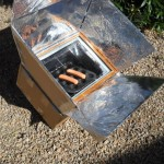 Awesome DIY Cardboard and Foil Solar Oven!