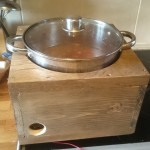 How To Make An Off-The-Grid Tealight Slow Cooker