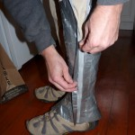 DIY Simple but Very Effective Hiking Gaiters