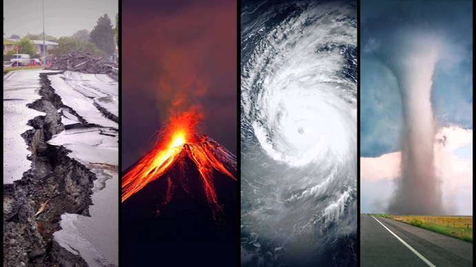 Geological Natural Disasters Of The