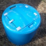 How to Make a Septic Bin for Animal Waste