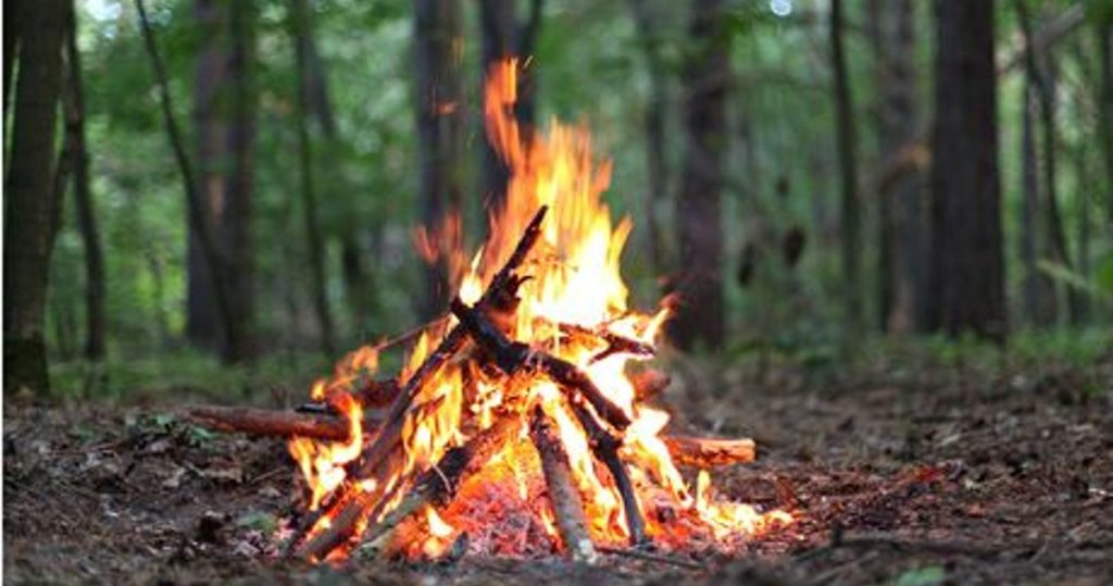 Simple Guide for Gathering Wood and Building a Fire – 101