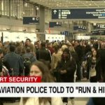 Airport Cops Told To Run and Hide During a Terrorist Attack