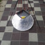 How to Make a Simple but Effective Solar Skillet