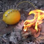 How to Start a Fire with a Lemon and Some Metal