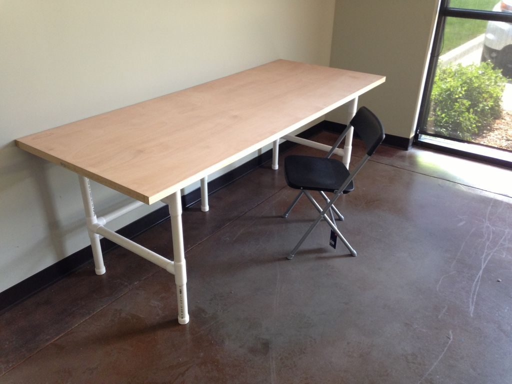 Beau How To Make A Sturdy Table Out Of PVC