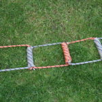 How to Make a Rudimentary but Sturdy Emergency Rope Ladder
