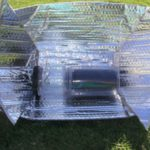 Create a Mini-Solar Heater With Plastic Bottles and a Sun Shade