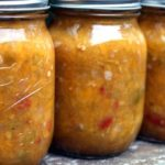 A Peach Salsa Canning Recipe Worth Surviving For
